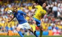 NHẬN ĐỊNH play-off World Cup 2018: Gặp lại 'oan gia', Italy sẽ ngồi nhà xem World Cup