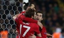 Trước loạt trận lượt về vòng 1/8 Europa League: Khó có ngược dòng