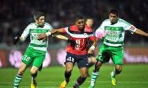 Saint Etienne vs Lille, 20h00 ngày 25/9: Tiếp tục chuỗi bất bại