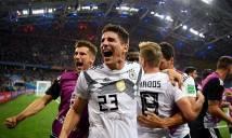 Cục diện bảng F World Cup 2018: Kịch bản không tưởng Đức bị loại, Hàn Quốc đi tiếp