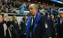 CHÍNH THỨC: HLV trưởng ĐT Italy bị sa thải sau thảm họa tại vòng loại World Cup 2018