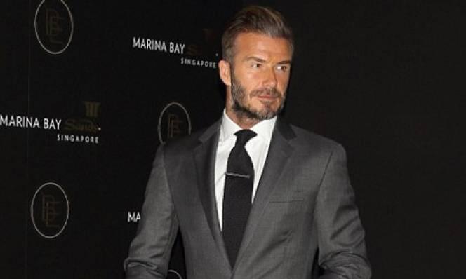 Giấc mơ Mỹ của Beckham gặp nhiều trở ngại
