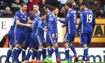 Chelsea có thể vô địch NHA với điểm số kỉ lục