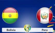 Nhận định Bolivia vs Peru, 04h30 ngày 19/6: Tận dụng cơ hội