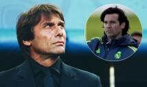 Real cân nhắc giữa Conte & Solari thay Lopetegui