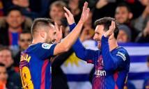Kết quả Barcelona 5-0 Celta Vigo: Messi hủy diệt 'kẻ kỵ dơ'