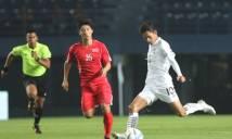 Thua đau Triều Tiên, U23 Thái Lan hẹn U23 Việt Nam ở trận tranh hạng Ba M150 Cup