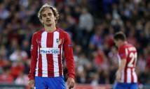 Atletico Madrid chính thức nhận án cấm chuyển nhượng