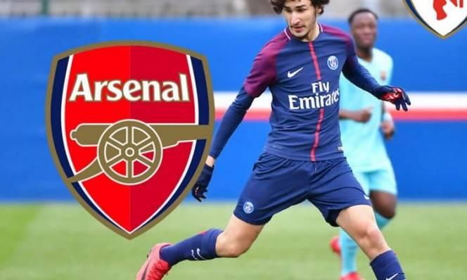 Truyền thông Pháp XÁC NHẬN Arsenal sắp có chữ ký sao PSG