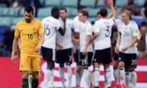 ĐT Đức nhọc nhằn đánh bại Australia trong ngày ra quân tại Confed Cup