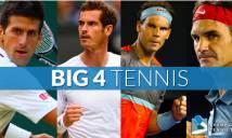 Australia Open 2017: Murray, Nadal và Federer chung nhánh đấu
