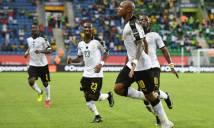 CAN 2017: Ghana có 3 điểm, Ai Cập bị Mali cầm chân ngày ra quân
