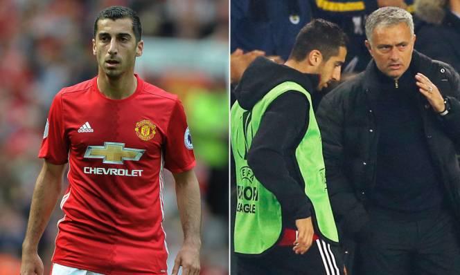 SỐC: Mkhitaryan phớt lờ Mourinho, Hazard 'đáp nghĩa' thày cũ