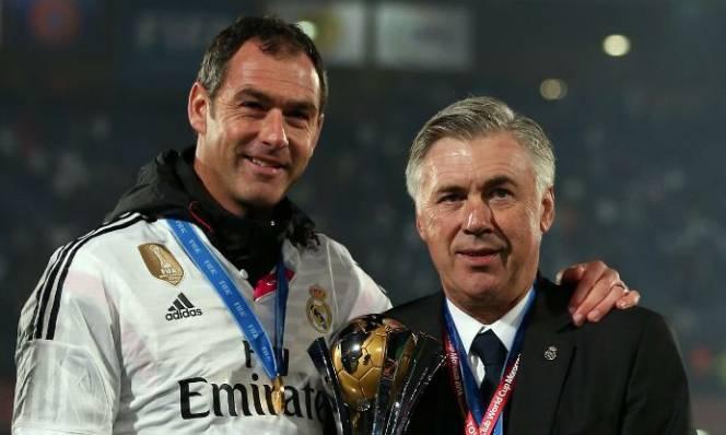 HLV Ancelotti mang theo 'cánh tay phải' tới Bayern