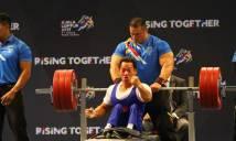 Lê Văn Công và Nguyễn Bình An phá sâu kỷ lục ASEAN Para Games