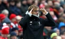 Klopp nổi điên sau trận thua bạc nhược của Liverpool