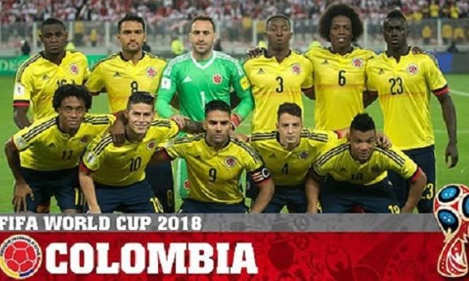 Đội tuyển Colombia World Cup 2018: Mong muốn viết tiếp giấc mơ 4 năm trước