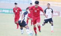 U19 Việt Nam gây ấn tượng mạnh trước Uruguay