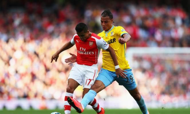 Arsenal vs Crystal Palace, 23h00 ngày 01/01: Rước lộc đầu năm