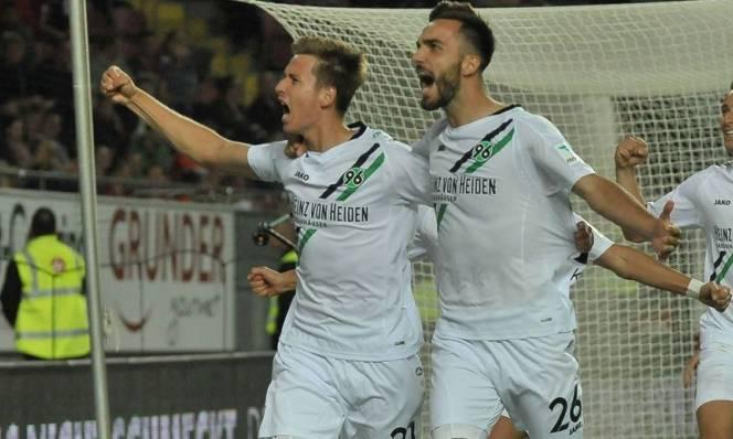 Hannover 96 vs Kaiserslautern, 02h15 ngày 31/01: Trên đường trở lại