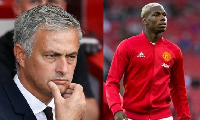 Mourinho bị chê không biết dùng Pogba