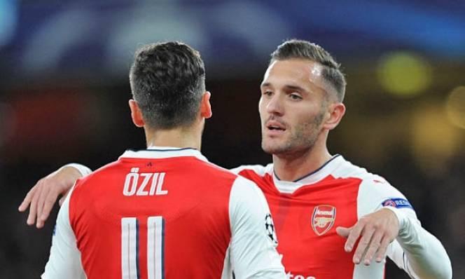Sao Arsenal phủ nhận thông tin ra đi, cảm thấy hạnh phúc tại Emirates