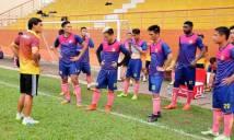 Sài Gòn FC đối mặt với khủng hoảng mới trước thềm V-league 2018