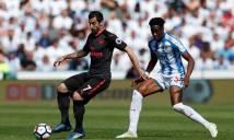 KẾT QUẢ Huddersfield - Arsenal: Quà cuối tặng Wenger