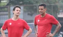 CHÍNH THỨC: Cựu sao Man United ra mắt đội bóng của Chủ tịch Công Vinh