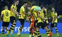 Dortmund tiếp tục giành chiến thắng ở trận đấu sớm vòng 5 Bundesliga