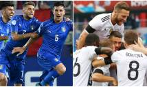 Bảng C U21 châu Âu: Italia cùng Đức dắt tay nhau vào bán kết