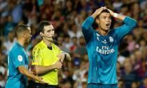 CHÍNH THỨC: Ronaldo nhận án phạt cực nặng, vắng mặt gần 1 tháng