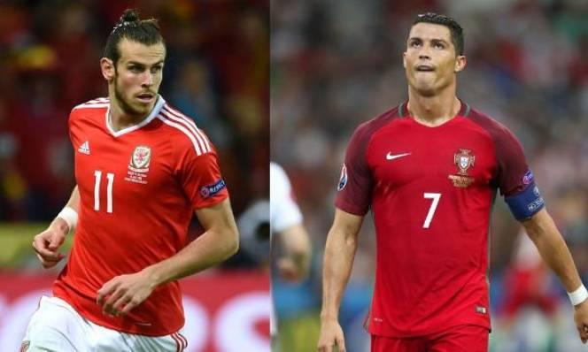 Real chia rẽ vì đại chiến Ronaldo - Bale ở EURO