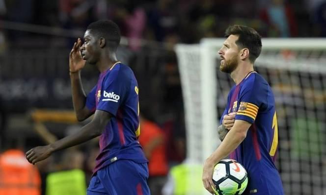 Bị loại khỏi Champions League, Messi yêu cầu Barca bán gấp cái tên này