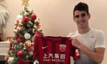Nhân vật bí ẩn khiến Oscar dứt áo Chelsea để tới Trung Quốc là ai?