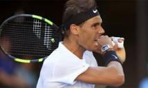Nadal hút chết trước Zverev ở vòng 3 Úc mở rộng