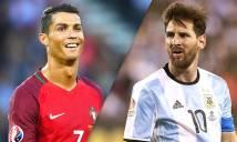 Ronaldo chiếm thế thượng phong nhưng Messi vẫn chưa hết cơ hội