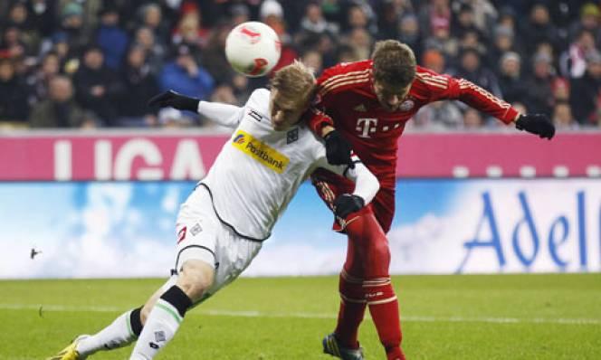 Bayern Munich vs Monchengladbach, 20h30 ngày 30/04: Khắc tinh của Hùm xám