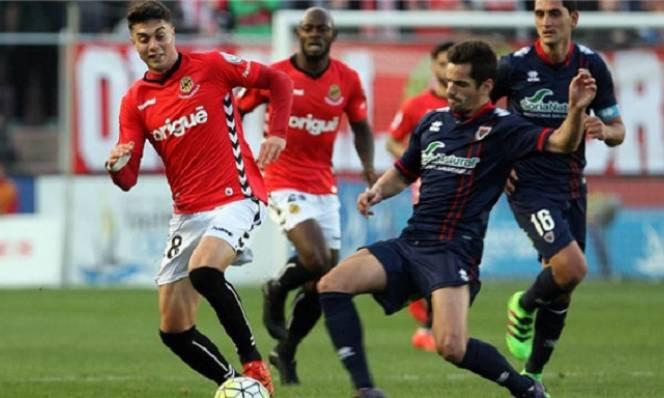 Nhận định Huesca vs Numancia 18h00, 14/01 (Vòng 22 - Hạng 2 Tây Ban Nha)