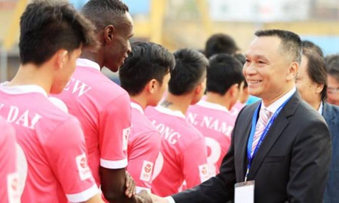 Sài Gòn FC đau đầu tìm chủ tịch