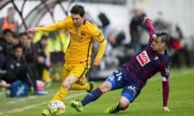 Nhận định Eibar vs Barcelona 22h15, 17/02 (Vòng 24 - VĐQG Tây Ban Nha)