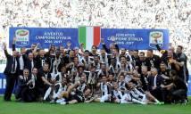 Đang trên đỉnh cao, Juventus đã sẵn sàng 'thay máu'