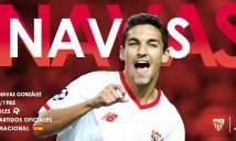 CHÍNH THỨC: Sevilla