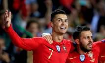 Trở lại ĐT Quốc Gia, Ronaldo hủy diệt Thụy Sỹ tại bán kết UEFA Nations League