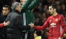 Mkhitaryan lại chấn thương: Mourinho