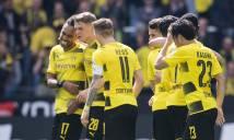 Vòng hạ màn Bundesliga: Kịch tính phút cuối