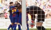 KẾT QUẢ Barcelona - Athletic Bilbao: Tấn công dữ dội, đỡ không nổi Messi
