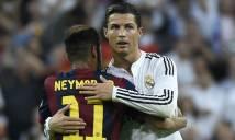 Neymar tin Ronaldo sẽ giành Quả bóng Vàng 2016
