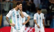 Argentina phủ nhận tin đồn nổi loạn, đã sẵn sàng tiếp đón Nigeria