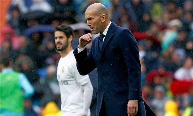 Zidane lên kế hoạch đẩy